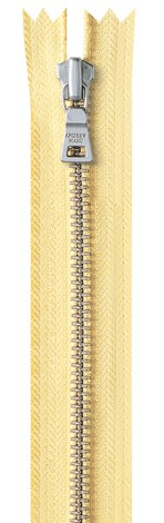 Closed-end Metal Zipper